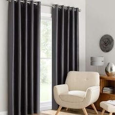 Excellent collection of ready made pencil pleat curtains perfect for all rooms in your home. Fully lined pencil pleat curtains and blackout pencil pleat curtains, all available from Dunelm. Silver Curtains, Brown Curtains, Pleated Curtains, Curtains Dunelm, Pencil Pleat, Lounge Decor, Living Room Colors, Living Rooms, Soft Furnishings