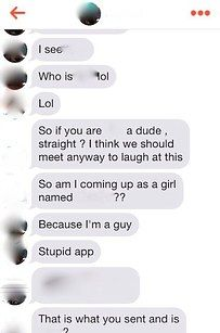 This Genius Tinder Hack Caused Straight Guys To Hit On Each Other - BuzzFeed News