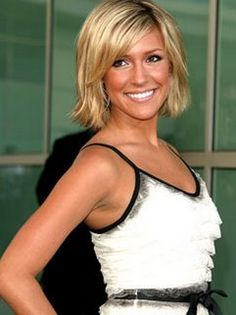 Kristin Cavallari Short Bob Haircut