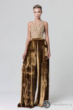 61203591d49 Elio Abou Fayssal Haute Couture осень-зима 2016-2017