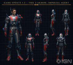 SWTOR - War Hero Gear