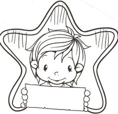 Album Archive - Blanco y Negro 4 Classroom Labels, Classroom Posters, Colouring Pages, Coloring Books, Idees Cate, Quiet Book Templates, Office Christmas Decorations, Doodle Frames, Cute Frames