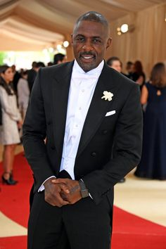 17 Times Idris Elba Looked Into Your Eyes and Penetrated Your Soul