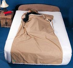 Earthing Recovery Bag Sleep System