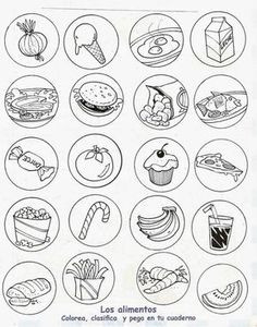 Teach Kids About Healthy Eating with a Food Group Sorting Activity English Activities, Sorting Activities, Healthy And Unhealthy Food, Healthy Eating, Healthy Foods, Food Pyramid, Preschool Curriculum, Free Preschool, Food Themes