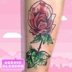 By Noemie Alazard @ Paris & Lille Alice In Wonderland, Watercolor Tattoo, Geek Stuff, Kawaii, Paris, Tatoo, Tattoo Art, Geek Things, Montmartre Paris
