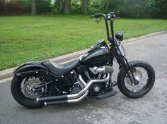 Softail Models - anybody do a softail bobber/chopper? - looking for a softail turned into a bobber or similar to a backstreet chopper pictures. i may be able to pick up a early softail and wanna build it this way. just looking for ideas. Harley Davidson Knucklehead, Harley Davidson Chopper, Harley Davidson Forum, Classic Harley Davidson, Used Harley Davidson, Harley Davidson Motorcycles, Hd Motorcycles, Softail Bobber, Harley Softail