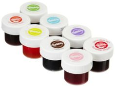 $12.16 - Wilton Set of 8 Icing Colors For Cake Decorating for Fondant/Frosting