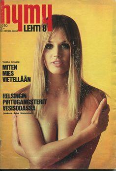 Hymy 1970, 08 Chocolate Angel, Magazine Covers, Finland, 1970s, Movies, Movie Posters, Films, Film Poster, Cinema