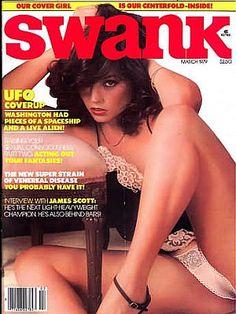 Centerfolds swank magazine