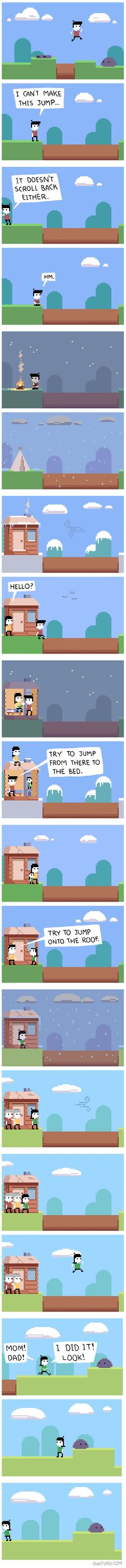 Sidescrolling Games