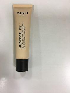 Kumkum's Beauty and MakeUp World: KIKO Cosmetics Universal Fit Hydrating Foundation . Lifestyle Blog, Foundation, Lipstick, Cosmetics, Makeup, Fitness, Beauty, Fashion, Maquillaje