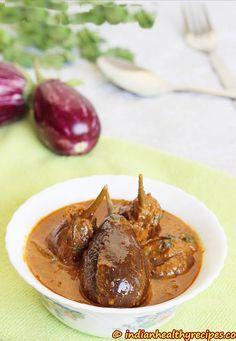 gutti vankaya, gutti vankaya kura or curry recipe that iam sharing today is a popular stuffed egg plant curry from andhra pradesh and is commonly cooked in my home. It the same as enne badanekai, a north Karnataka recipe . However there are some minor changes, like sesame seeds are used in north Karnataka which …