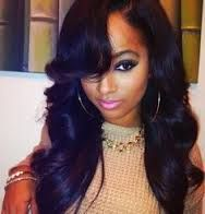 Hairstyles- (long hair) on Pinterest   Toya Wright, Virgin Hair and ...