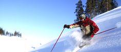 Downhill skiing in Kajaani, Finland Alpine Skiing, Winter Fun, Helsinki, Finland, Mount Everest, Scandinavian, Adventure, Mountains, Travel