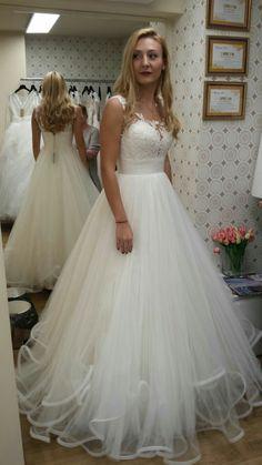 Bride Dress Princess Fairy tale