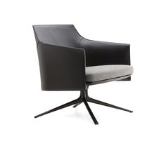 Stanford armchair by Poliform | Lounge chairs