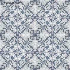 Cuban tile - backsplash