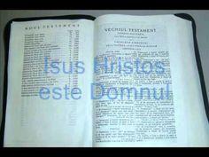1 - GENEZA - Vechiul Testament - Biblia Audio Romana (+playlist) Audio, It Works, Mary, Personalized Items, Youtube, Bible, Romans, Nailed It, Youtubers