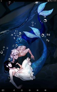 Siren's Lament. Lyra falls back into the water, only to find herself a mermaid.
