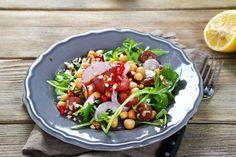 Zsírgyilkos csicseriborsó-saláta Egészséges és finom is