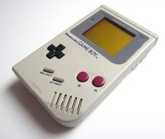 1990s childhood memories - Hours spent playing tetris on your Gameboy