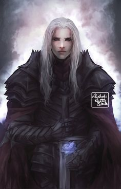 Rhaegar • by Ysenna