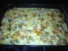 valmgs Cheesy Chicken Broccoli Tater Tot Casserole Recipe