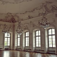 Yes. I do want a ballroom in my house. (I'm getting a feeling my dream house is huge:)