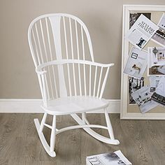 ... on Pinterest  White company, Ercol rocking chair and Provence