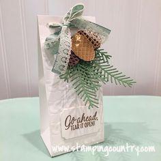 Pretty Pines Gift Bag