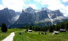Lugares Fantásticos: Montanhas Dolomitas – Itália