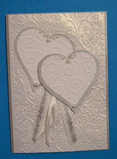 Papercats Crafts: Wedding card