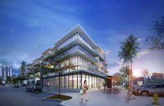 PALAU designed by #KobiKarp   #architecture #design #miamicondos #miamirealestate #buildings #condominiums #luxuryliving