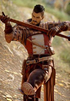 Dorian - Hair Mod - I love this!