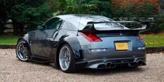 's Veilside Nissan goes up for sale in England. Remember this thing? 350z For Sale, Nissan Z Series, Nissan 350z Custom, Tokyo Drift Cars, Wallpaper Carros, Vinyl Wrap Car, Nissan Z Cars, Automobile, Street Racing Cars