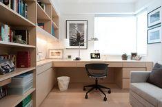 Home office - Evergreen Villa | Interior design by lui desig… | Flickr