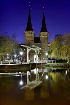 Delft, The Netherlands.  #Delft #travel #holland