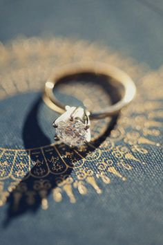 """Lets start simple Solitaire. Of course you know, but does he? This has a tiffany crown so if you like it low let him know you want a """"Low Base Crown"""". He'll sound like a pro, and be more confident in picking """"The Ring"""""""