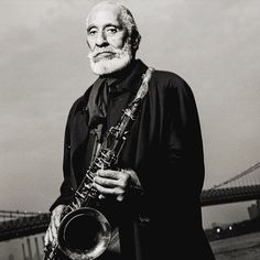 Happy Birthday, King. #sonnyrollins #saxophone #colossus
