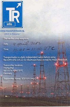 Shortwave and other DX NL