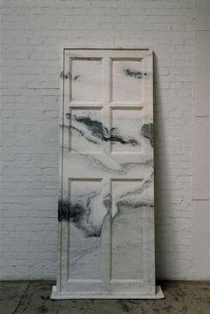 Marble Door  Ai, Weiwei   2007