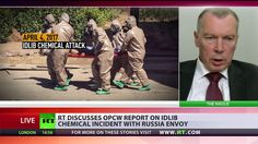 """""""'Conclusions are based on questionable data' - Russian envoy on latest OPCW report"""""""