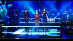 The voice kids Belgium (Battles Compil)