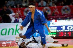 Georgii Zantaraia (UKR) - Grand Slam Paris (2014, FRA) - © Christian Fidler