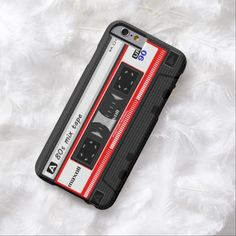 80s Mix Tape iPhone 6 Case Barely There iPhone 6 Case
