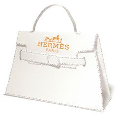 If It's Hip, It's Here: Luxe DIY: A Paper Hermes Kelly Bag To Call Your Own