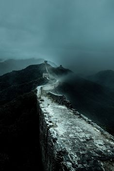 wavemotions:  Great Wall Of Chinabypeboiton