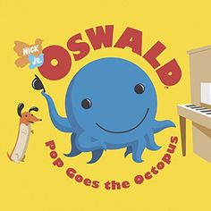 Nick Jr Oswald Cartoon, I loved this show when I was little!-Iris:D Right In The Childhood, Childhood Tv Shows, Childhood Memories 90s, Childhood Toys, 90s Cartoons, 90s Cartoon Movies, Funniest Cartoons, Nick Jr, Bd Comics