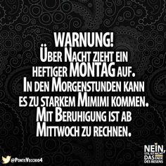 Warnung....